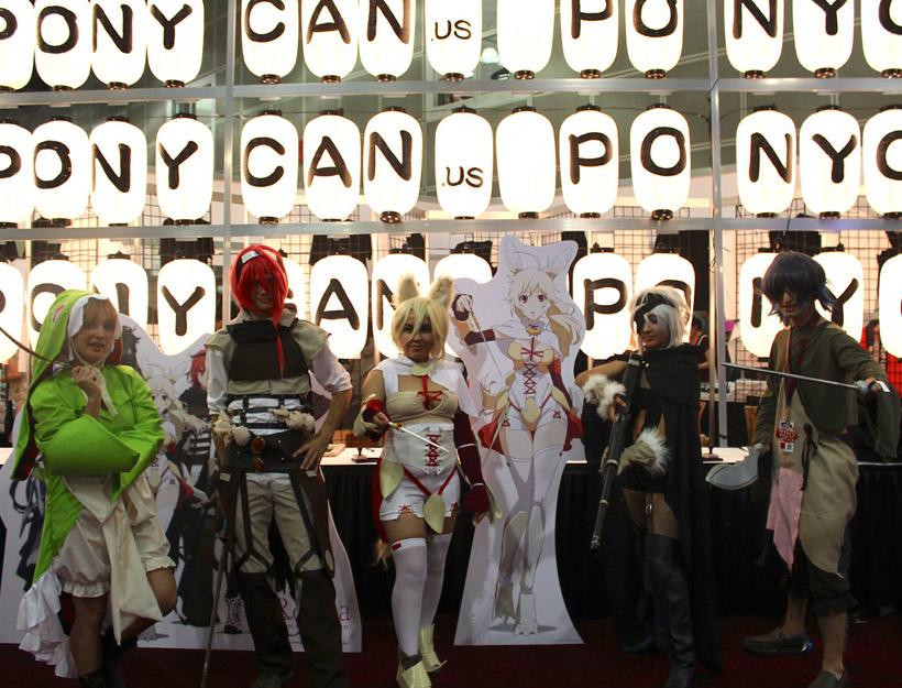 Anime Expo 2016. Photo Credit: Linnea Aasland