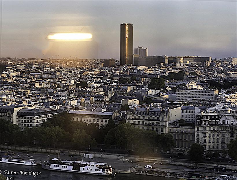 Views from La Grande Roue Paris, Place de la Concorde