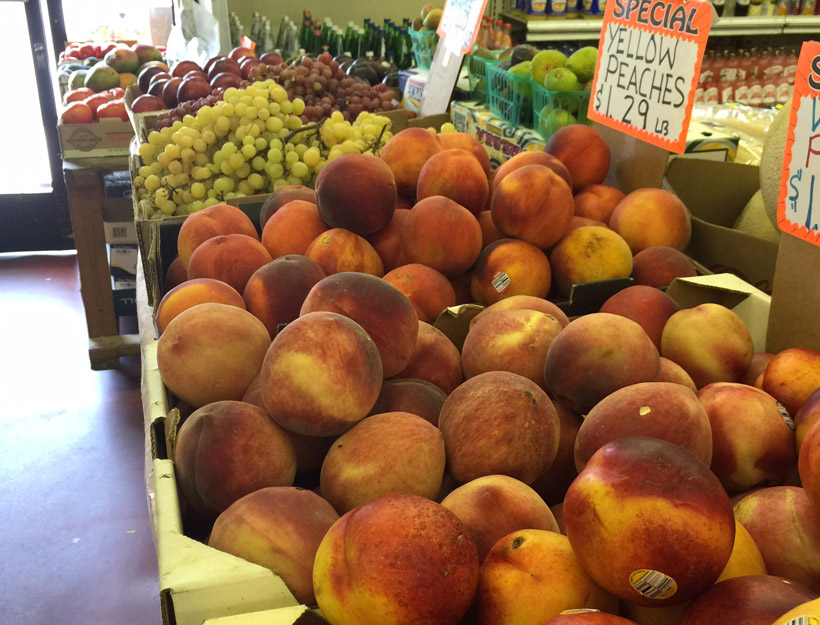 Living and Eating in SoCal! Roma Market, Pt. 2!