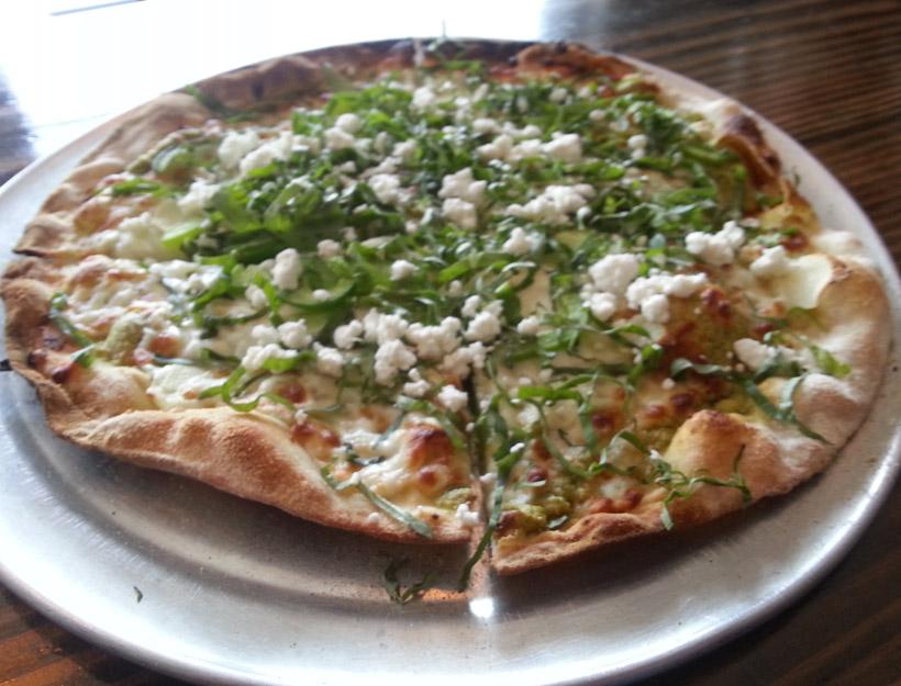 OG Pesto Pizza