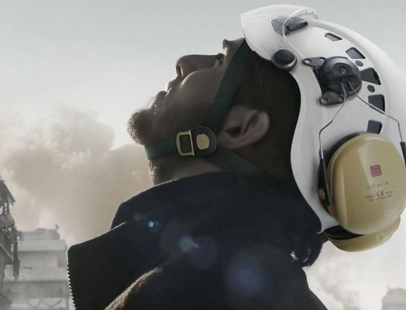 Now on Netflix: The White Helmets