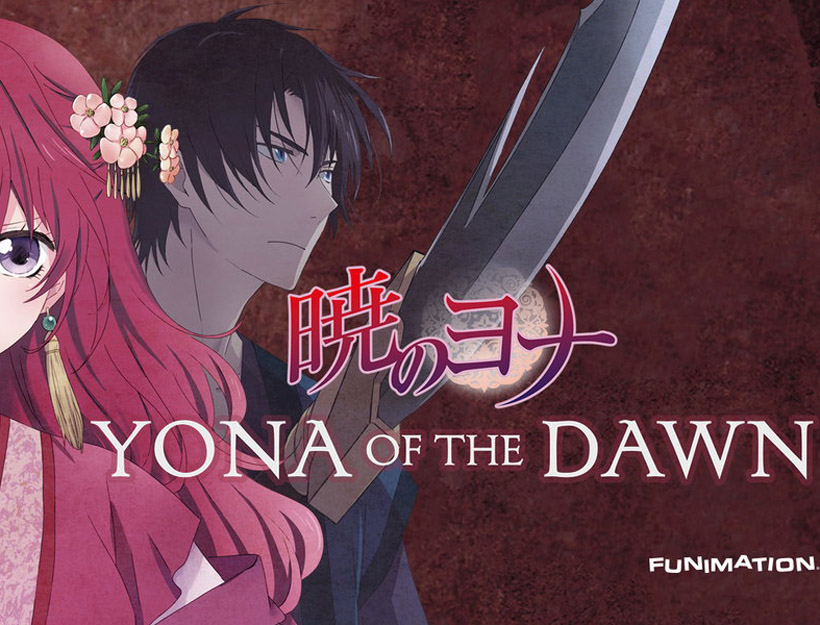 The Girl Standing in the Blush of Dawn: Yona of the Dawn Review