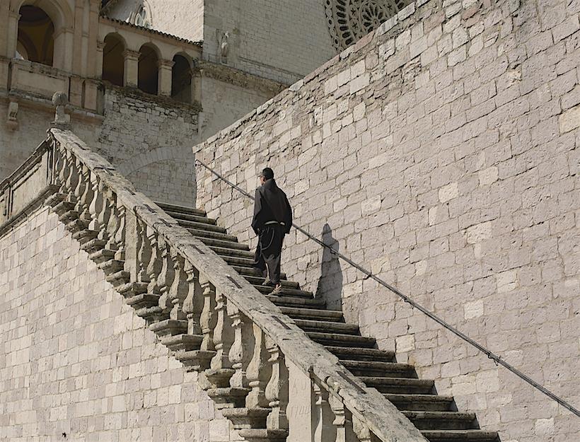 Assisi, Umbria Region, Italie,