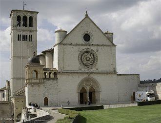 Assisi, Umbria Region, Italy