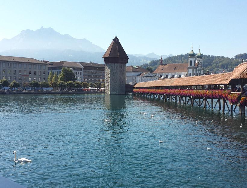 Pristine and Tranquil: Lucerne, Switzerland