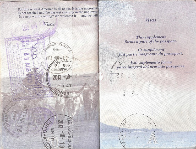 Third Culture Kid: In Remembrance of a Passport