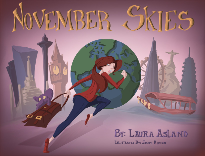 November Skies Ch.14 : Where Are We Now?