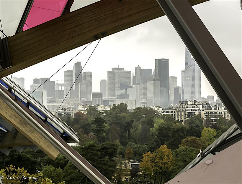 Foundation Louis Vuitton, Paris