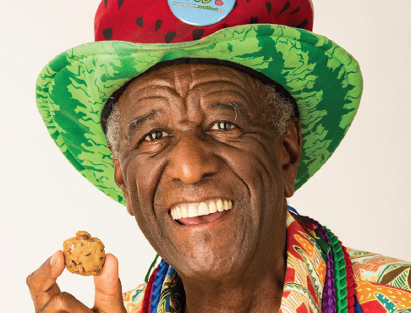 Life Stories: At 80 Years Young, Making Cookies and Reading to Children Keep Wally Amos Going