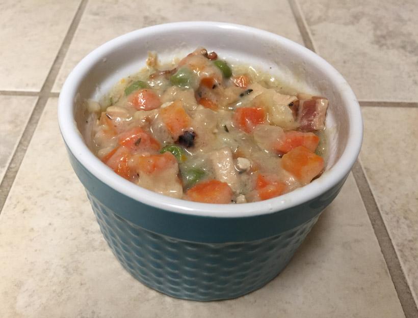 Kortni's Kitchen: Chicken Pot Pie