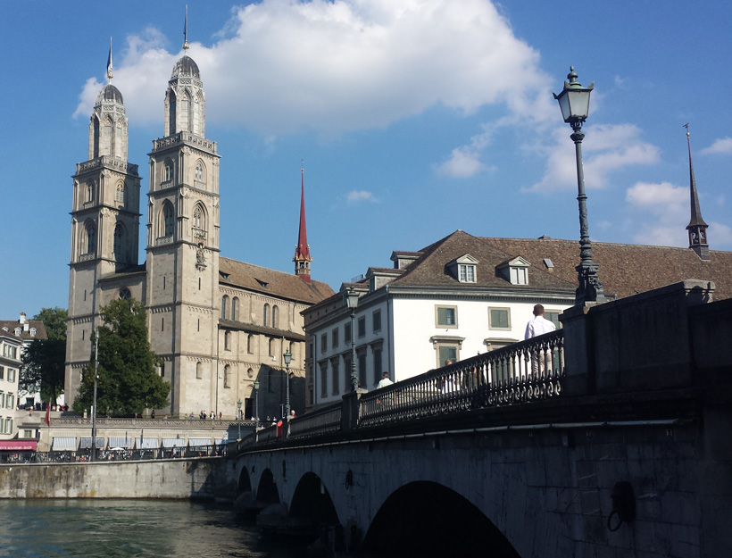 Beautiful & Engaging Zurich, Switzerland
