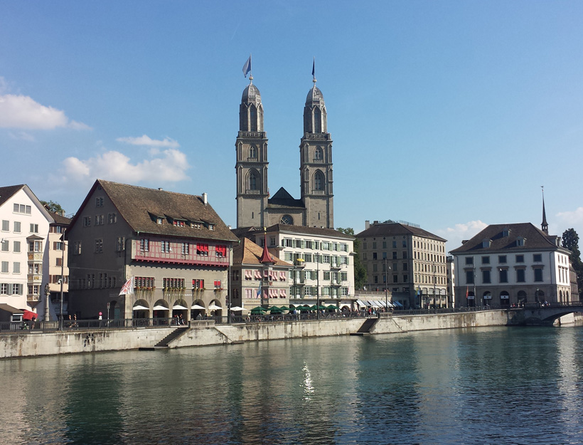 Beautiful & Engaging: Zurich, Switzerland