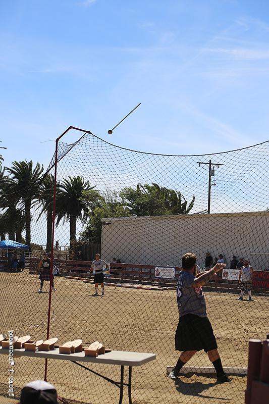 hammer throwing