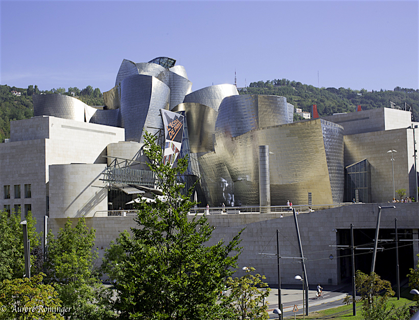 Art is Living, Living is Art: Guggenheim, Bilbao Spain