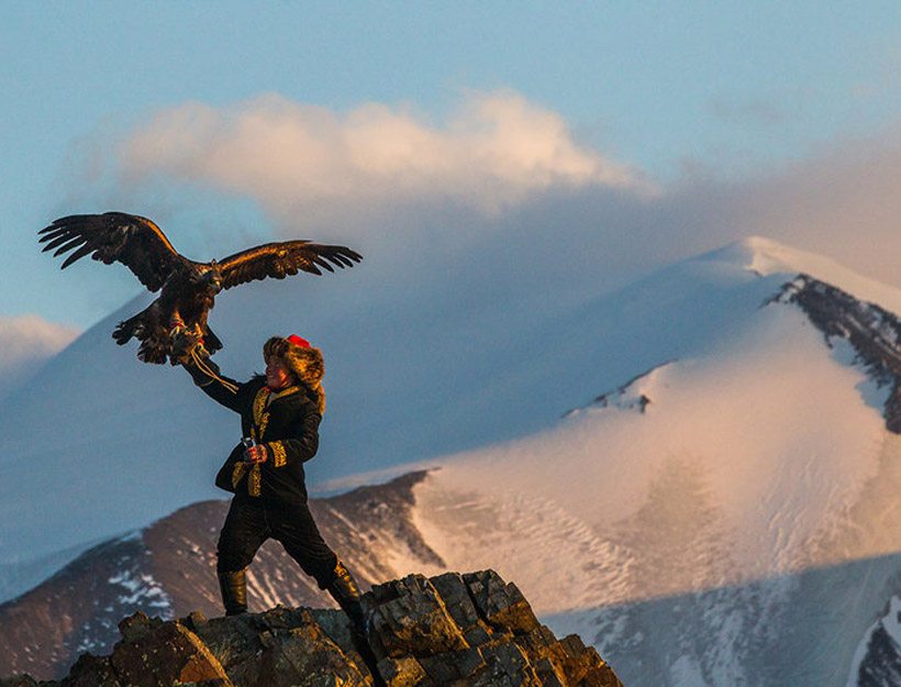 On the Other Side of the World: The Eagle Huntress