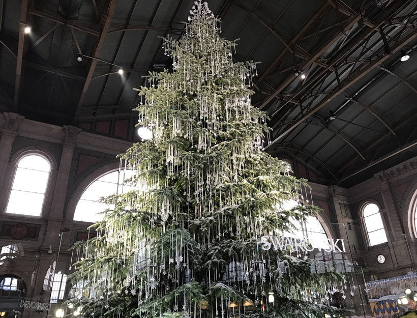 European Christmas Market: Zurich, Switzerland!