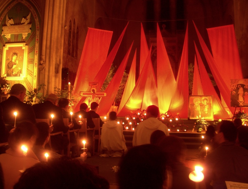 Welcoming the Spiritually Hungry – The Taizé Community in Central-Eastern France