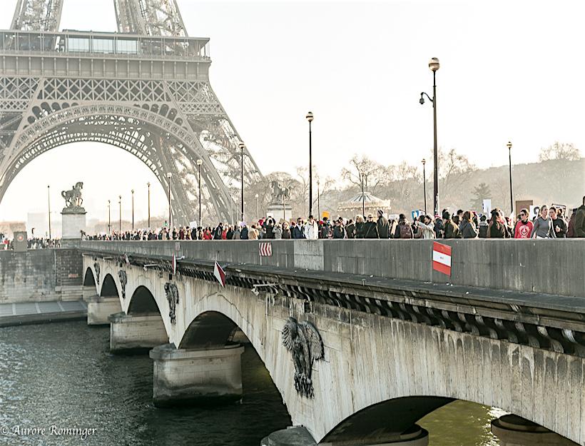 Women's March: Paris, January 21, 2017 – Join Paris & the World!