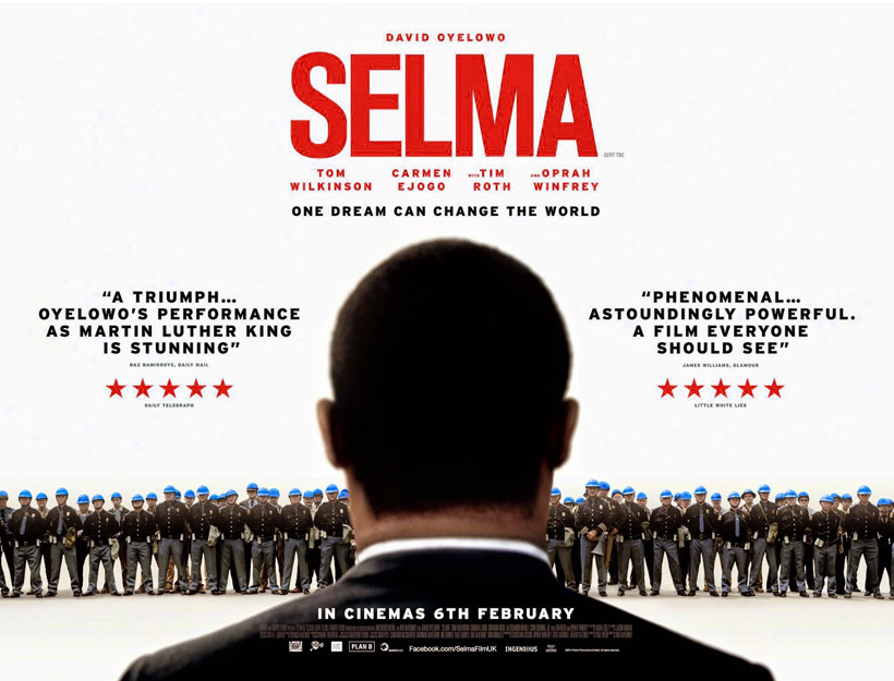 Cinema Review: Selma