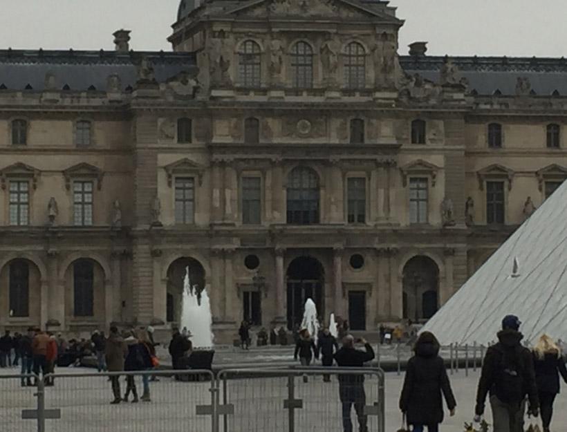 Postcard From Paris ~ Love, Peaches