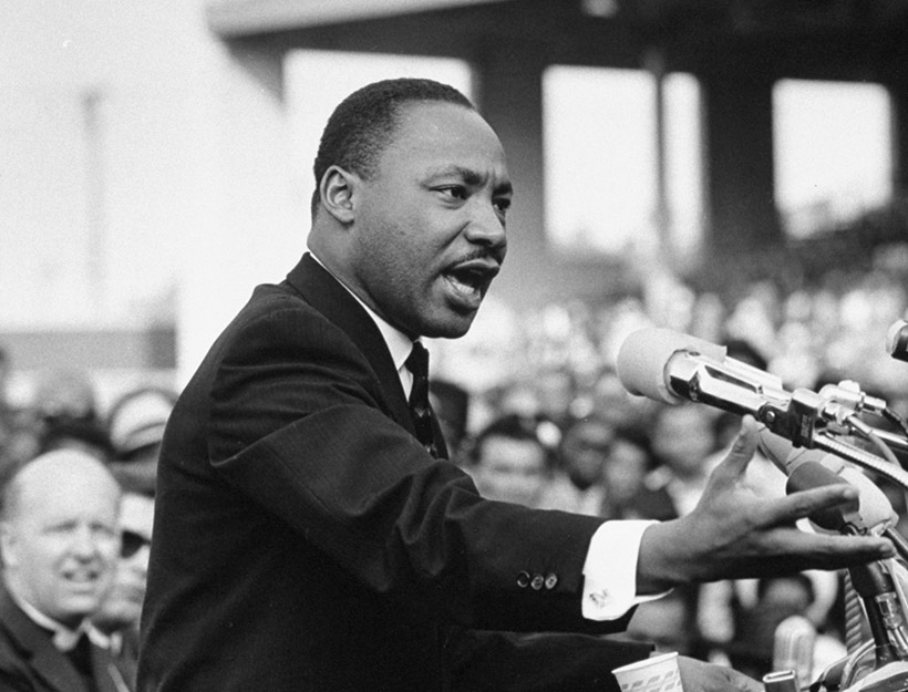 What the Legacy of Dr. Martin Luther King Jr. Means To Me – An Essay by William Syms