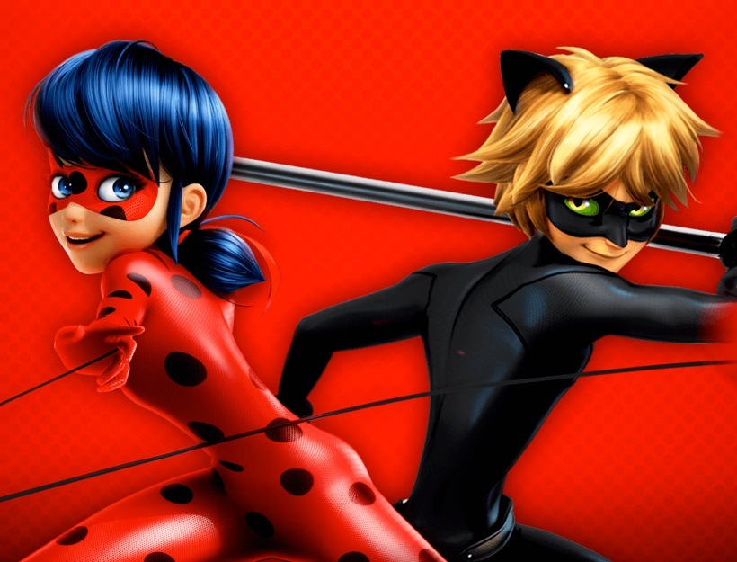Clothes Make the Man - Miraculous Ladybug and Enclothed Cognition