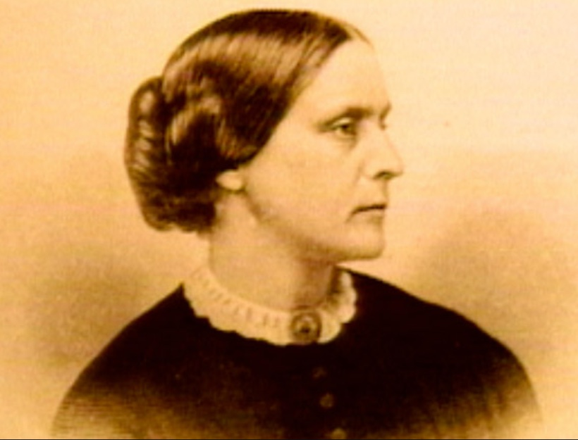 Susan B. Anthony – Human Rights Activist