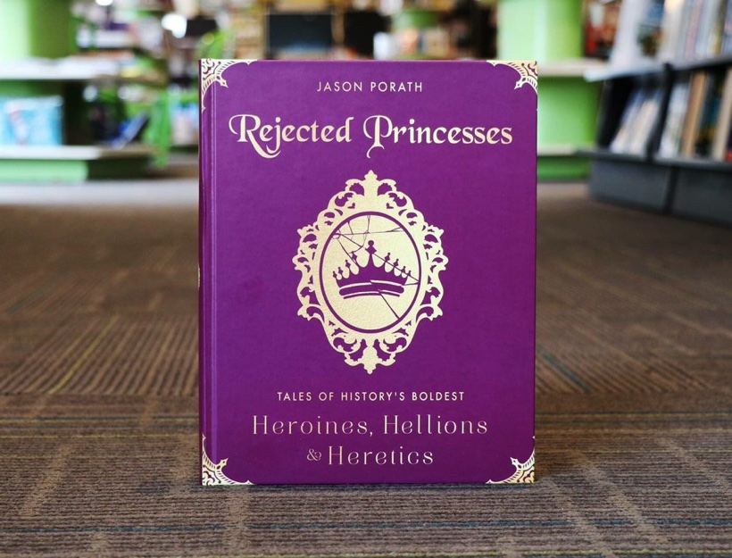 Rejected Princesses – Women Too Awesome, Awful or Offbeat for Kids' Movies