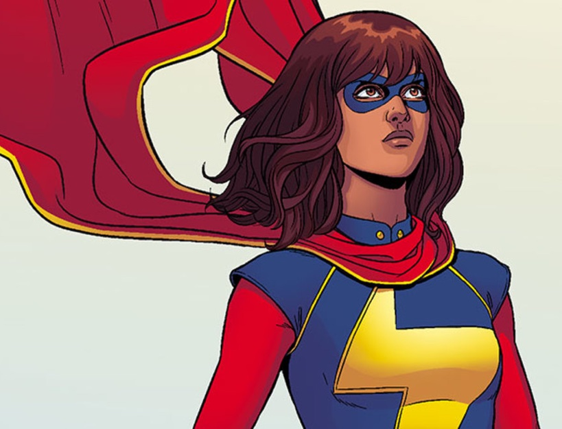 Kamala Khan – The Hero This World Needs