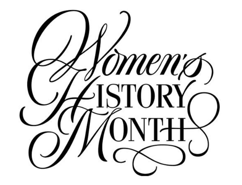 Women's History Month: A Time to Celebrate!