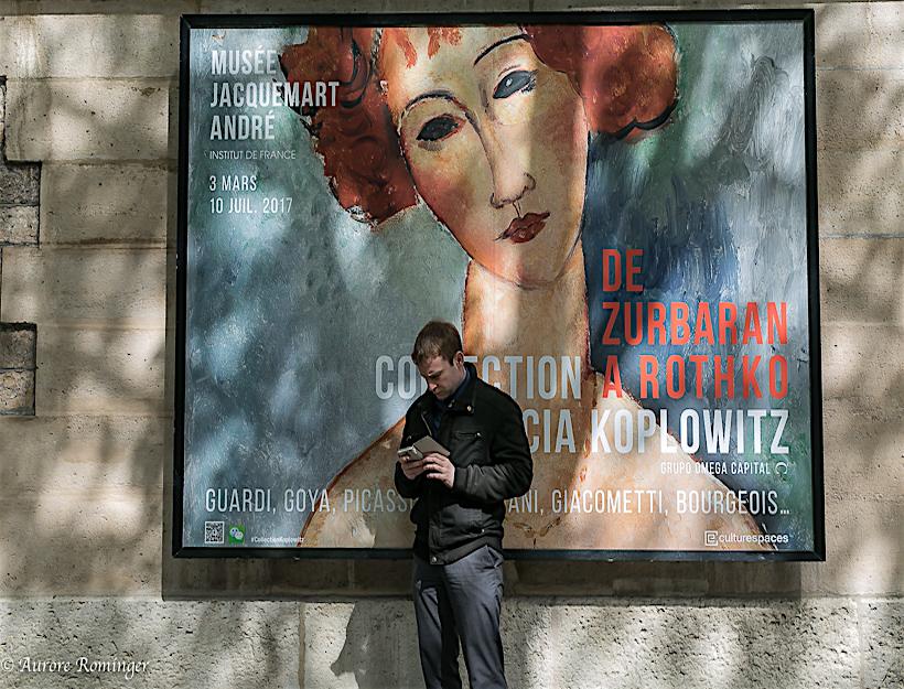 A Modigliani image