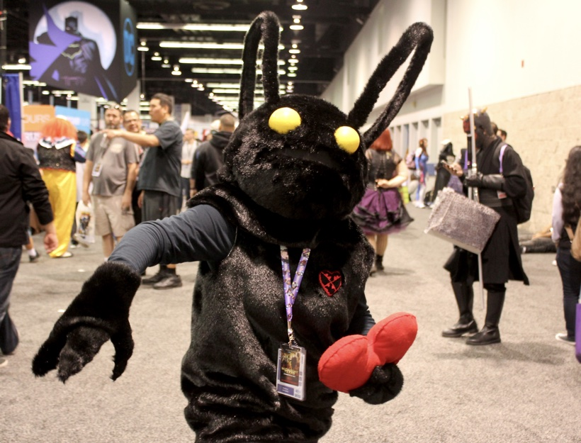 WonderCon 2017 - Oh, the Cosplay You'll See!