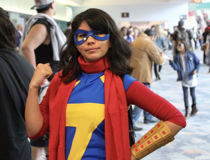 Wondercon 2017 Day Two – Oh, The Cosplay You'll See!