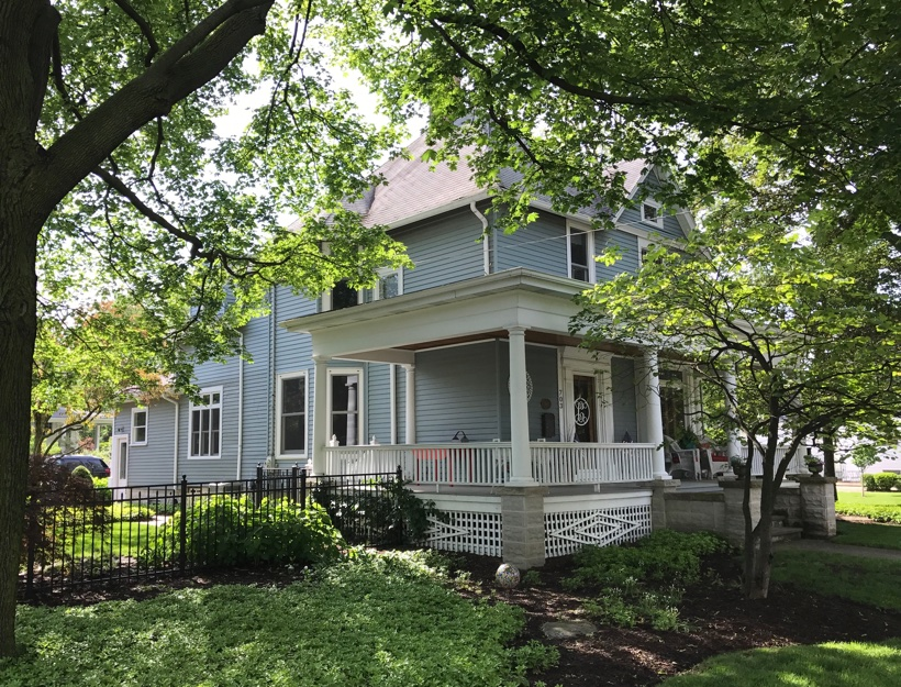 Wheaton, Illinois: Charming, Abolitionist Past, and So Green!