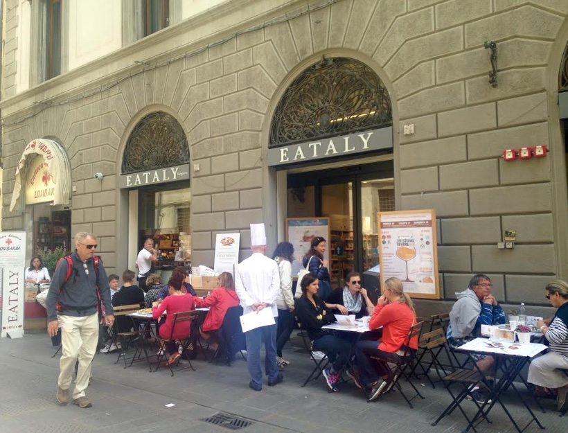Eataly Florence