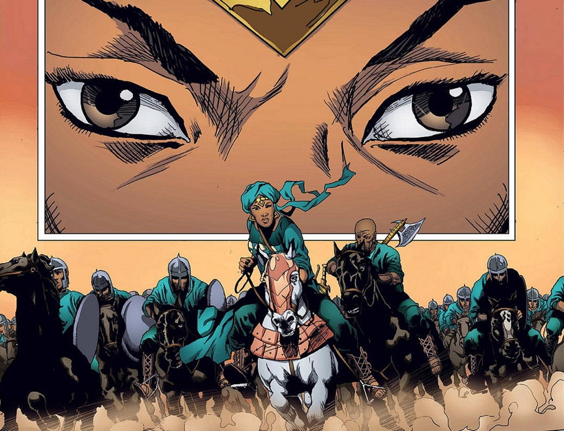 MALIKA: WARRIOR QUEEN PART ONE REVIEW