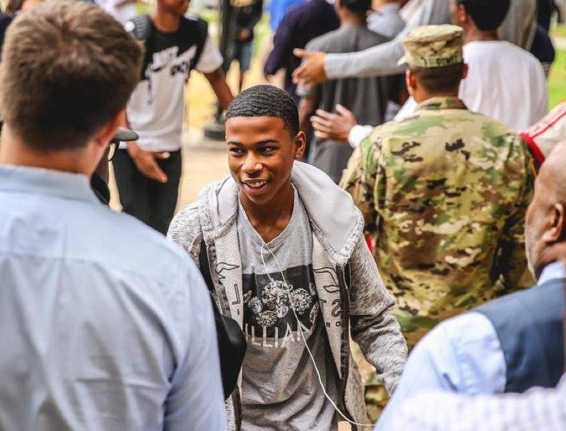 100 Black Men Welcome Day, Pasadena/Altadena, CA