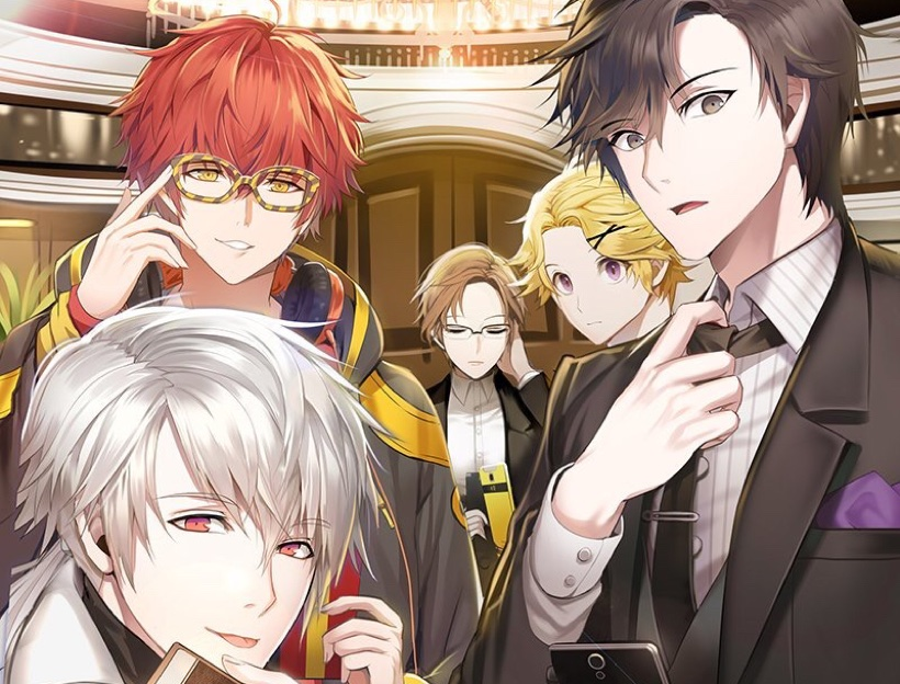 Mystic Messenger – I Just Received Your Message