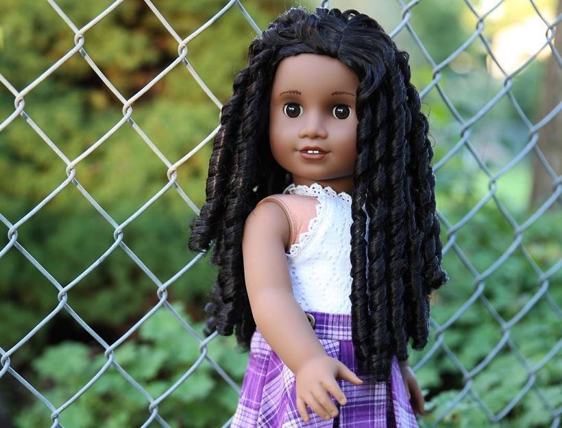 Dolls of Color Month - Celebrating Diversity on Instagram!