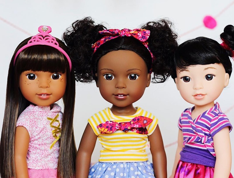 Dolls of Color Month – Celebrating Diversity on Instagram!