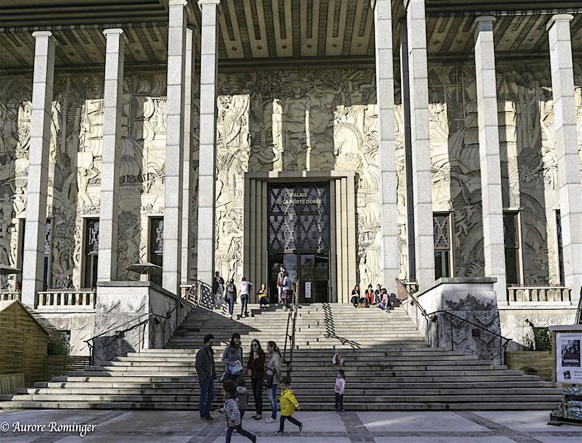 Musée National de l'Immigration, Palais de la Porte Dorée