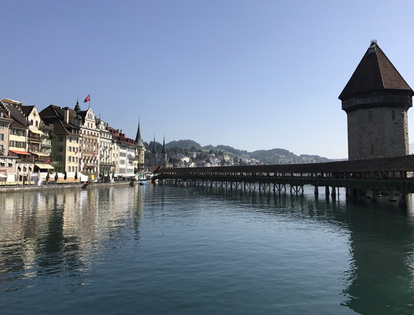 End of Summer in Lucerne, Switzerland – Relax, Reflect, and Recharge