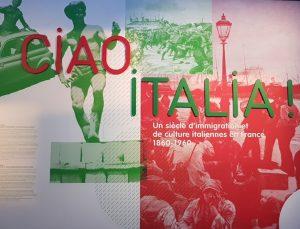 Ciao Italia: Musée National de l'Histoire de l'Immigration