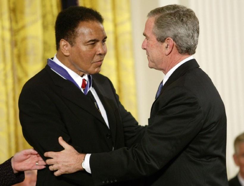 Ali & the President