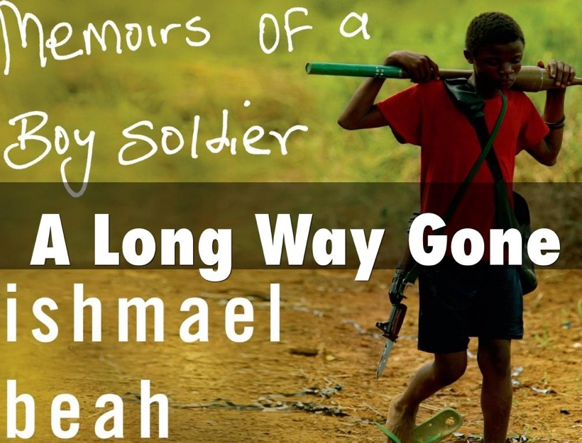 Book Review: A Long Way Gone by Ishmael Beah