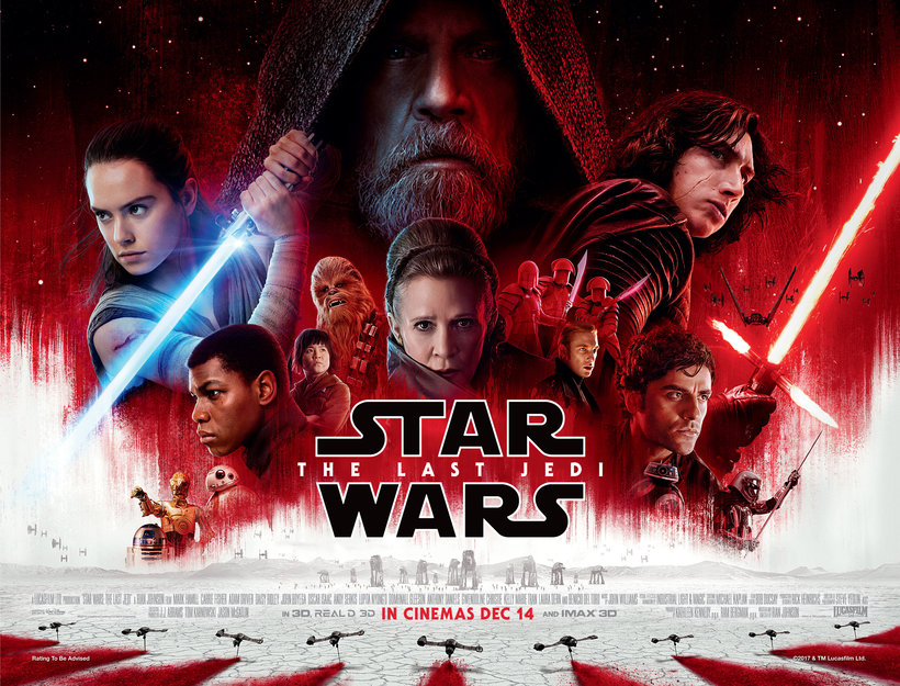 Cinema Review – Star Wars: The Last Jedi