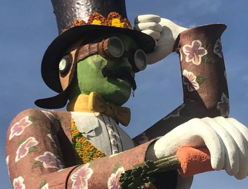 Rose Parade Up Close and Personal