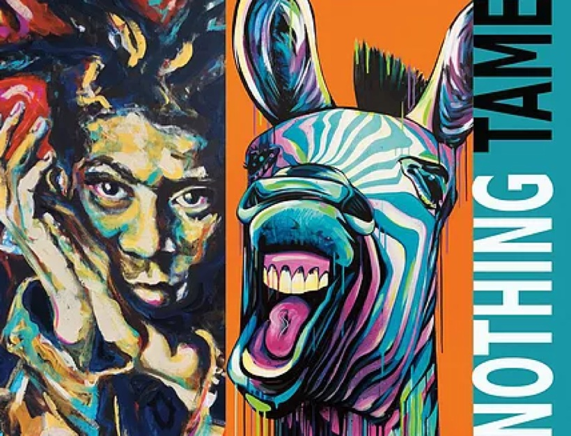 L.A. Art Scene Upcoming: Nothing Tame featuring the work of Gared Luquet & Tim Ellis