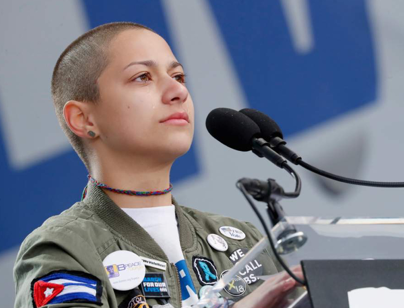 March For Our Lives – Students Across the United States Speak Out Against Gun Violence and Call For Legislative Change