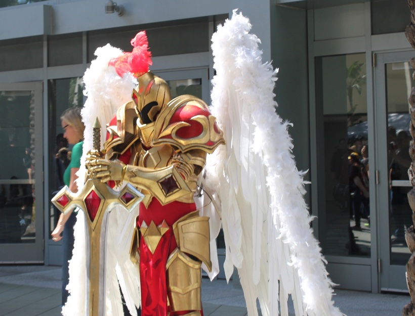 So You Want to Cosplay? Inspiration from WonderCon 2018